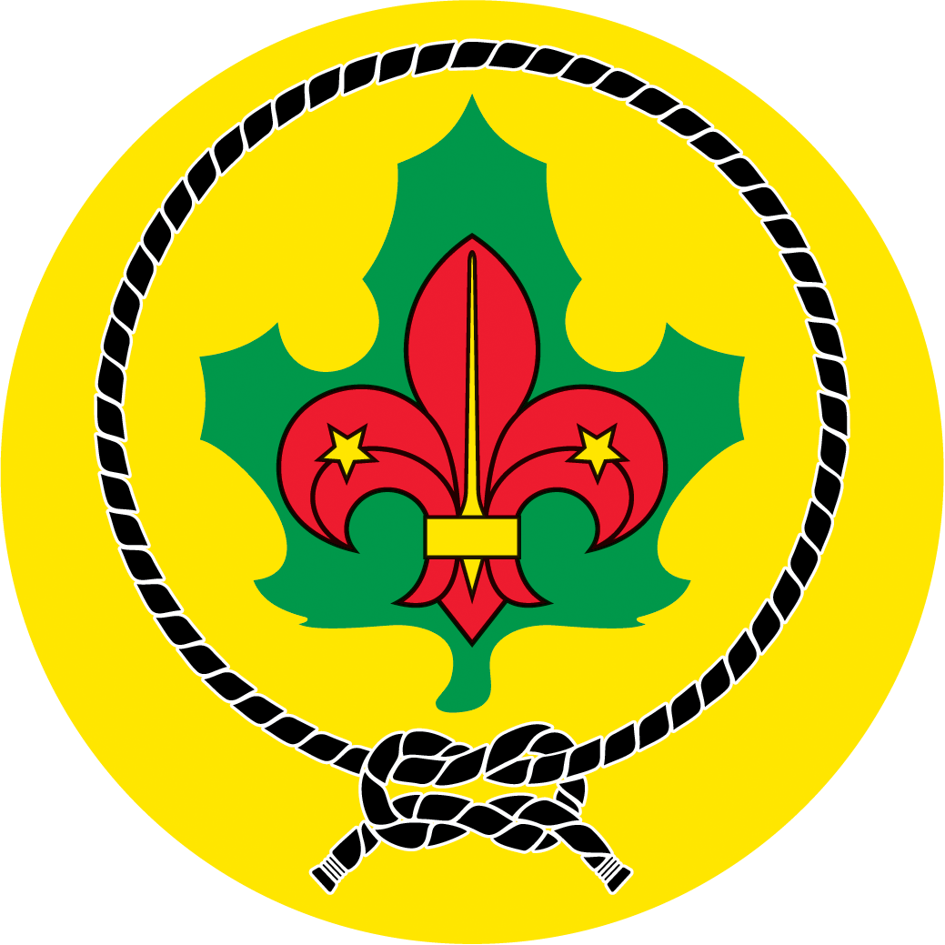 Union of Scouts of Macedonia logo / Сојуз на извидници на Македонија лого