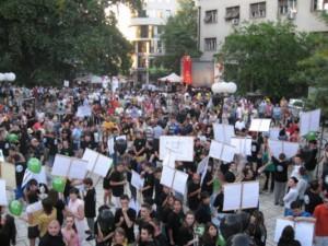 Протест кон Топилница